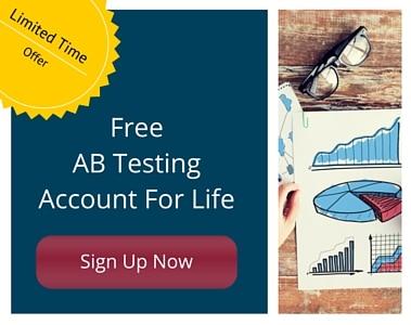 Free AB Testing Account
