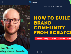 How to Build a Brand Community from Scratch