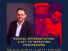 Radical Differentiation: 5 Key Steps to Improving Conversions