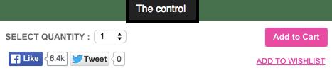 CTA control