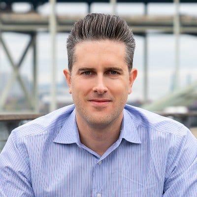 Jon McDonald's portrait