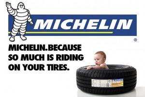 michelin baby print ad