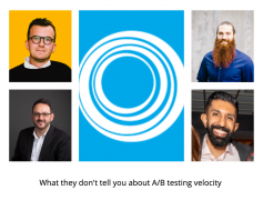 What they don't tell you about A/B testing velocity