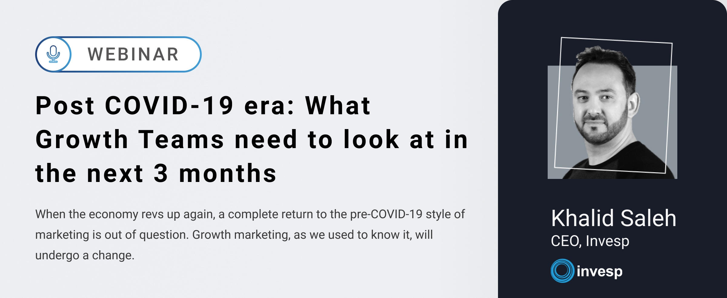Post COVID-19 era: What Growth Teams need to look at in the next 3 months