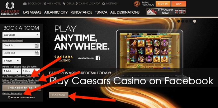caesars casino online pearl spiel