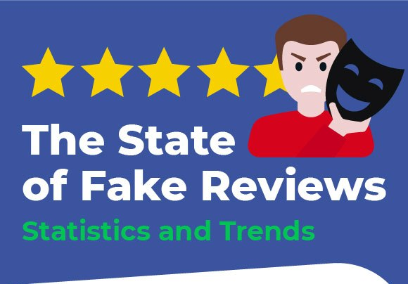 Fake reviews statistics and trends