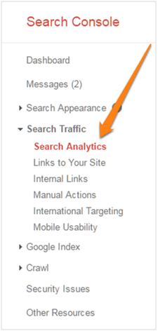 google-search-analytics