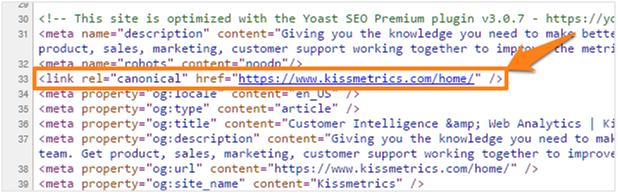 kissmetrics-homepage-code