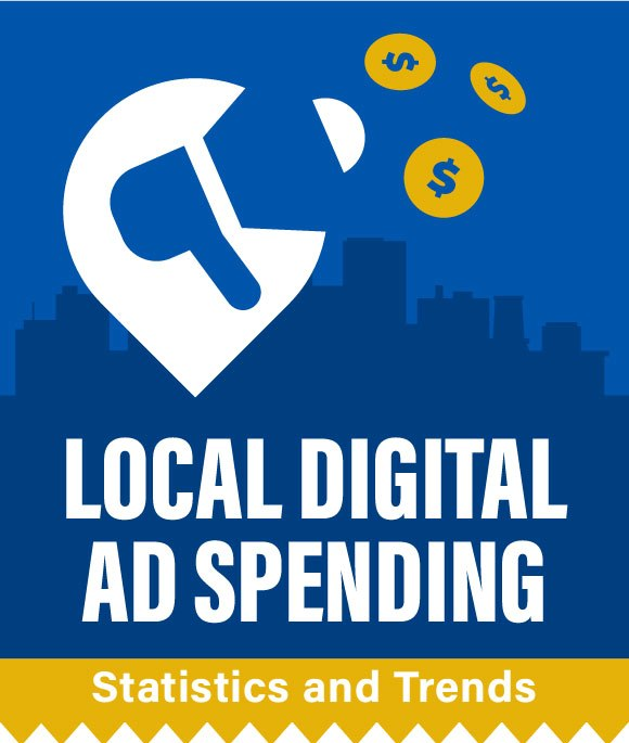 The State of Local Digital Ad Spending – Statistics and Trends