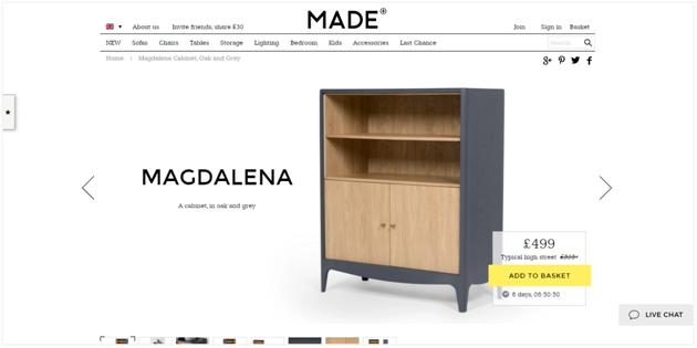 made-furniture
