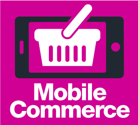 mobile commerce graphic