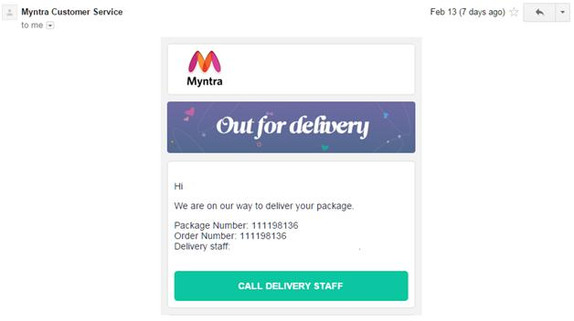 ecommerce emails optimized for mobile devices