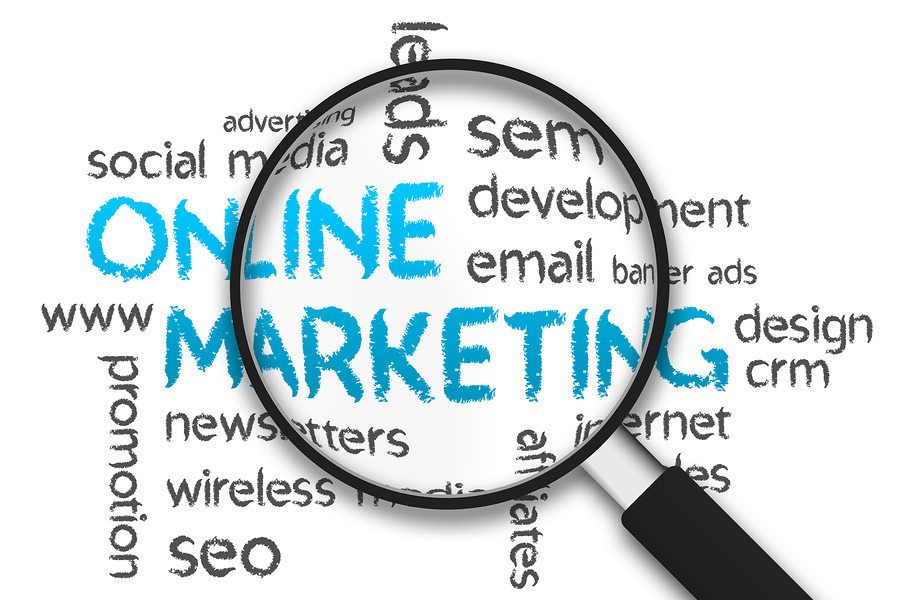 Small Businesses Online Marketing