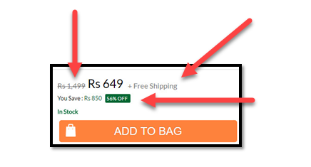 shopping cart optimization case study