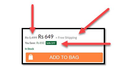 shopping cart optimization case study