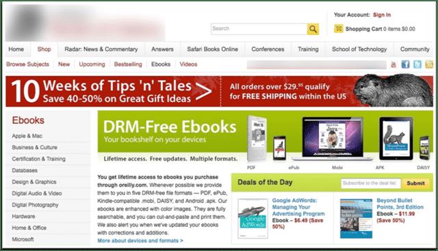 Publishing Industry Case Study