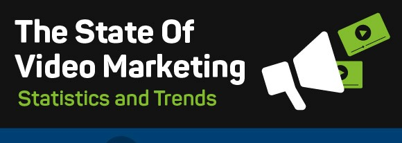 The State Of Video Marketing - Statistics and Trends [Infographic]